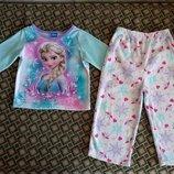 Флисовая пижама Disney, 3Т