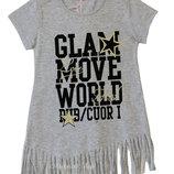 Низкая цена - супер качество Стильные футболки-туники Венгрия