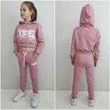 Ультрамодный спортивный костюм для девочек 122-152 рр Бесплатная доставка
