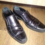 Мужские кожаные туфли Mascotte, р.42