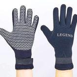 Перчатки для дайвинга Legend 6104 неопрен, размер M-XL