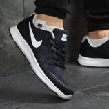 Кроссовки сетка Nike Zoom All Out 3 dark blue/white