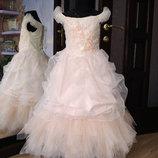 детское нарядное платье арт5200 -в наличии