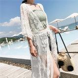 Пляжное платье длинное AL9138