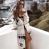 Пляжное платье длинное AL9125