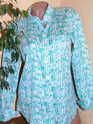 GAP Шикарная блуза в принт - M - L
