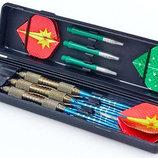 Дротики для игры в дартс каплевидные 3400 в футляре 3 дротика в комплекте