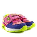Светящиеся кроссовки Clibee 20-25р. 207923, 019