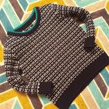 Крутой свитерок от Rebel на 2-3 года, 98 см