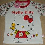 Распродажа - Фирменная футболка Hello Kitty