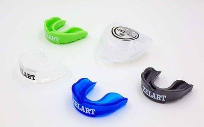 Капа боксерская односторонняя 3604 капа одночелюстная термопластик