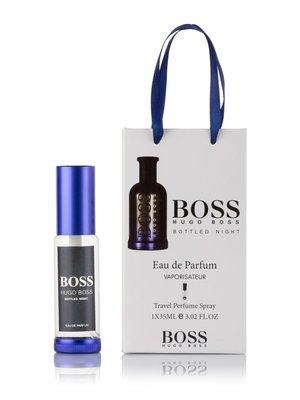 Мини парфюм Hugo Boss Bottled Night 35 мл в подарочной упаковке для мужчин