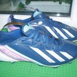бутсы копочки шиповки Adidas р. 36.5 . 23 см