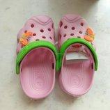 кроксы для девочек