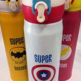 Термос стальной Super Heroes 500 мл