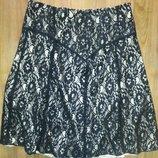 Гипюровая юбка b.young