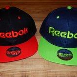 Крутезні кепки для діточок Рібок 56 р