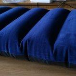 Флокированная надувная подушка Intex Downy Pillow Intex 68672 28х43х9