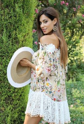 955c2161066aae1 Пляжное платье, туника в стиле бохо-шик от AnastaSea 2018: 745 грн ...