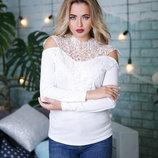 Блуза 46,48,50,52 размеры 3 цвета