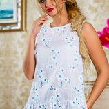 Интересная блуза 42,44,46,48 размеры 2 цвета