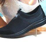 Распродажа кроссовки мужские в стиле Nike Free Run 5.0 черные 41р-46р