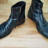 Сапоги, ботинки Испания. кожа, разм 43