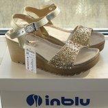 Босоножки Inblu, р.39 стелька 25,5 см. Новые женские сандалии