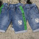 Новинка джинсовые бриджи р. 134-164