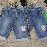 Новинка бриджи джинсовые р. 134-164