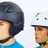Шлем горнолыжный с механизмом регулировки 6288 размер M, L