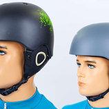 Шлем горнолыжный с механизмом регулировки 6289 размер S-L