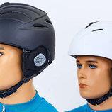 Шлем горнолыжный с механизмом регулировки 6295 размер S-L