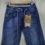 Новинка джинсовые бриджи GRACE р. 134-164