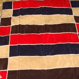 шейный платок шелк принт Волнующий идеал Hermes Chanel косынка