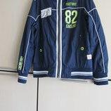 Летняя ветровка куртка на мальчика подросток 146/152