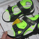 Спортивные босоножки для мальчика Clibee