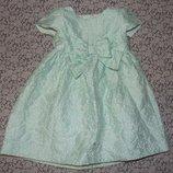 платье нарядное GYMBOREE Сток 3года большой выбор одежды 1-16лет