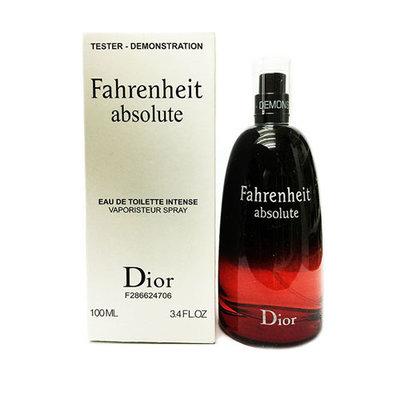 Christian Dior Fahrenheit Absolute 100 мл TESTER мужской