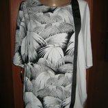 Блузка футболка женская р.46