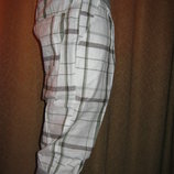 Хлопковые Новые Мужские Капри, Бриджи р-ры с 44 по 50 ткань средней плотности, не просвечивается