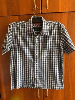 Рубашка летняя подросток 11-12 лет