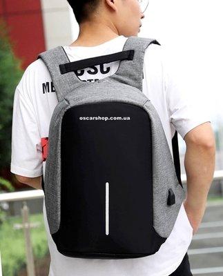 Мужской рюкзак Антивор. Сумка для ноутбука. Школьный портфель. Многофункциональный рюкзак USB