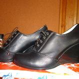 распродажа новые кожаные туфли