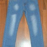 Стильные, модные,джинсы для мальчиковразмеры 6-16. Венгрия.