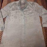 Рубашка атлас