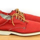 Туфли летние текстиль Top Sider. 43.5 размер. 28 см обувь мужская