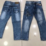 В наличии модные джинсы на мальчика 5-8 лет. Турция