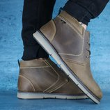 Ботинки Yuves, зимние, на меху р. 40-45 код ks-10482