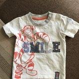 6-9 мес стильная футболка с Тигрой Disney
